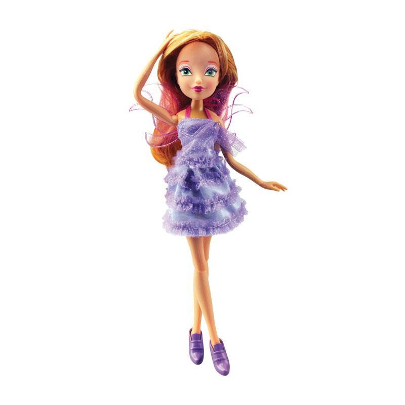 Кукла Winx Club - Магическая лаборатория - Flora