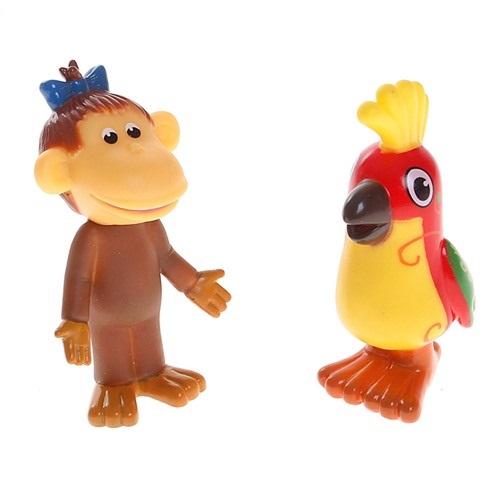 Игрушка для купания «38 попугаев»Игрушки для ванной<br>Игрушка для купания «38 попугаев»<br>