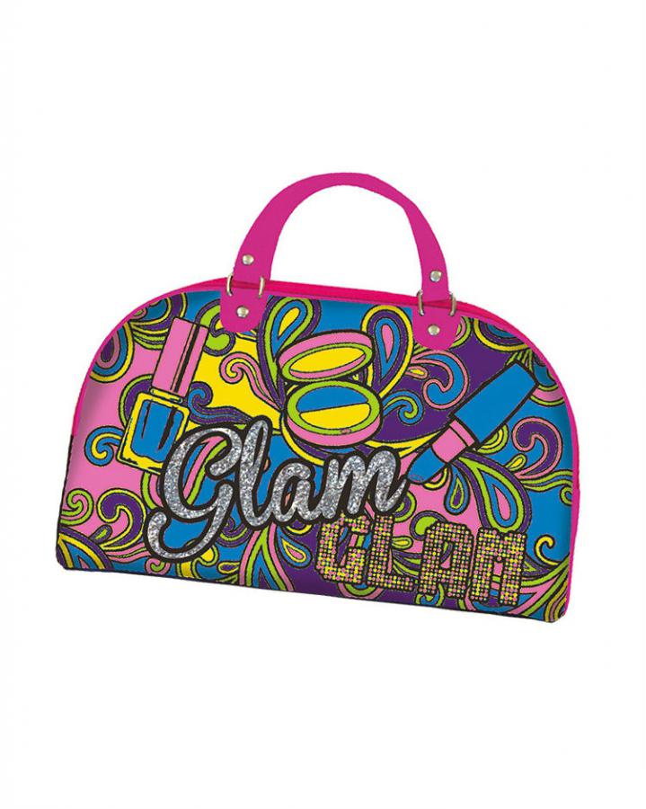 Стильная сумочка на молнии с пятью перманентными маркерамиСумки и  рюкзачки Simba Color Me mine<br>Стильная сумочка на молнии с пятью перманентными маркерами<br>