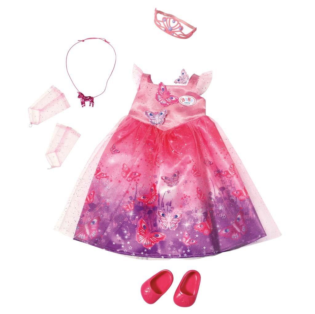 Zapf Creation Стильная одежда для куклы из серии Baby born – Сказочная Принцесса