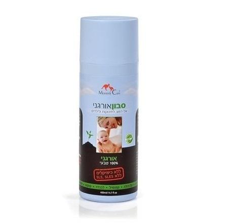 Органическое мыло On Baby Bath Time Soap 400 мл.Шампуни и мочалки<br>Органическое мыло On Baby Bath Time Soap 400 мл.<br>
