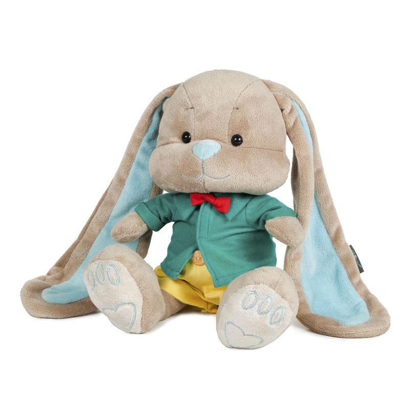 Мягкая игрушка - Зайчик Жак Мята и Лимон, 25 см, в коробке от Toyway