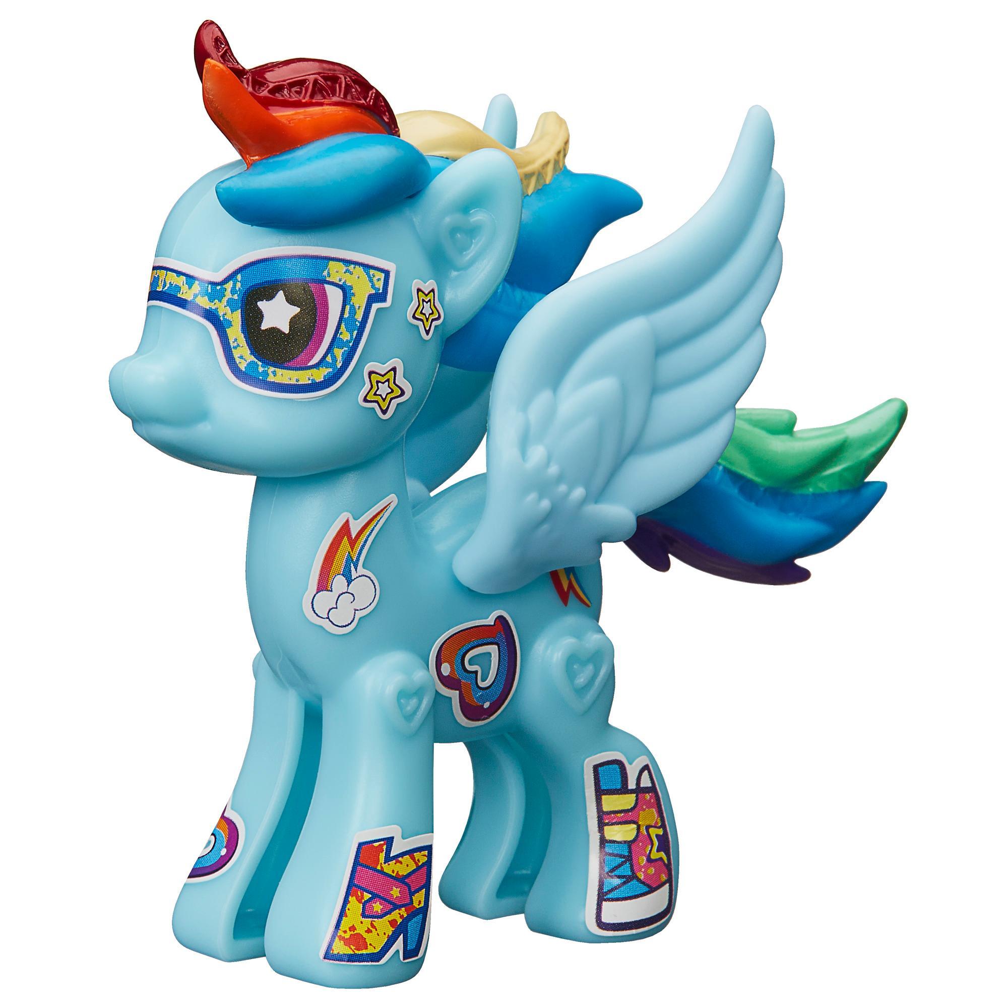 Игровой набор из серии My Little Pony – Создай свою пони: Радуга ДэшМоя маленькая пони (My Little Pony)<br>Игровой набор из серии My Little Pony – Создай свою пони: Радуга Дэш<br>