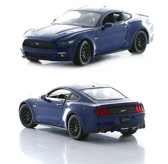 Модель машины 1:24 Ford Mustang GTFord<br>Модель машины 1:24 Ford Mustang GT<br>