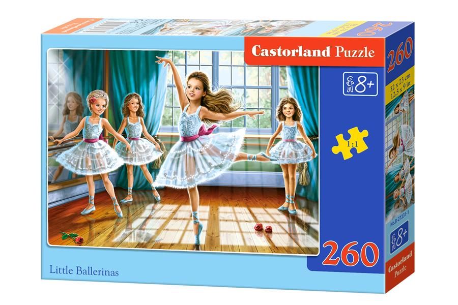 Купить Пазлы Castorland – Балерины, 260 элементов