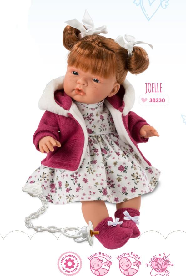 Купить Интерактивная кукла Катя, 38 см, Llorens Juan