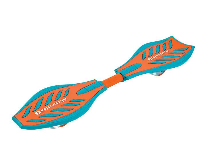 Роллерсёрф RipStik Berry Brights, бирюзово-оранжевыйДетские скейтборды<br>Роллерсёрф RipStik Berry Brights, бирюзово-оранжевый<br>