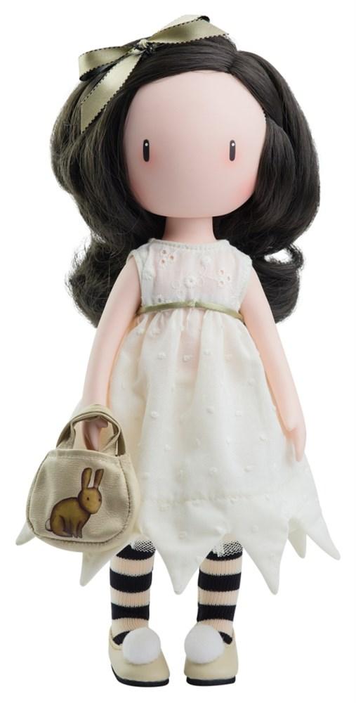 Купить Кукла Горджусс – Я люблю тебя маленький кролик, 32 см., Paola Reina, Gorjuss Santoro London, 04909