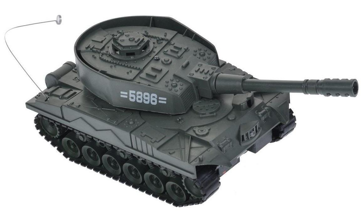 Танк р/у со световыми и звуковыми эффектами, 3 видаРадиоуправляемые танки<br>Танк р/у со световыми и звуковыми эффектами, 3 вида<br>