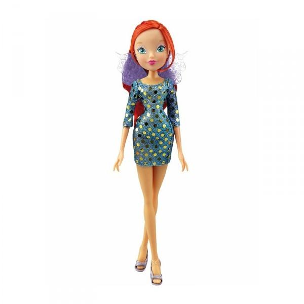 Кукла из серии Winx Club - Диско BloomКуклы Винкс (Winx)<br>Кукла из серии Winx Club - Диско Bloom<br>