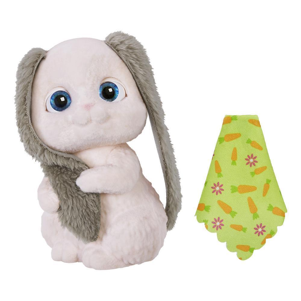 FurReal Friends - Пушистый друг Забавный Кролик, Hasbro  - купить со скидкой