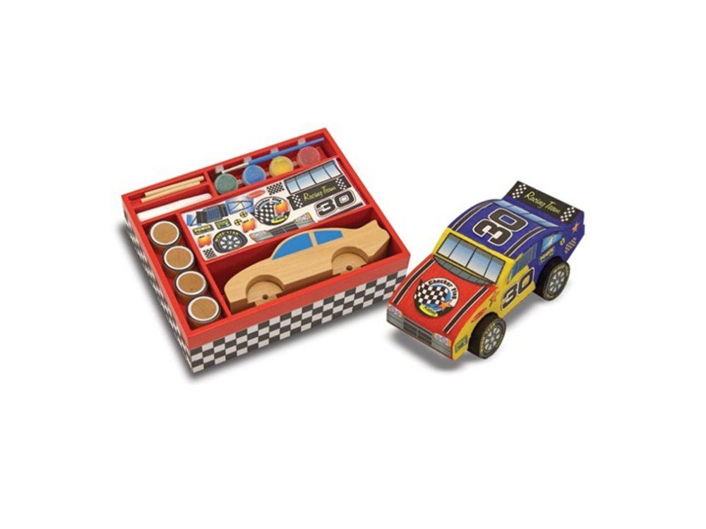 """Набор """"Создай свою собственную гоночную машину"""" из серии """"Творчество"""" от Toyway"""