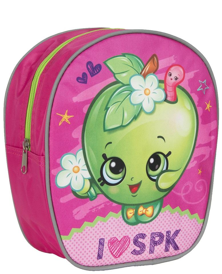 Рюкзачок малый Shopkins 4Детские рюкзаки<br>Рюкзачок малый Shopkins 4<br>
