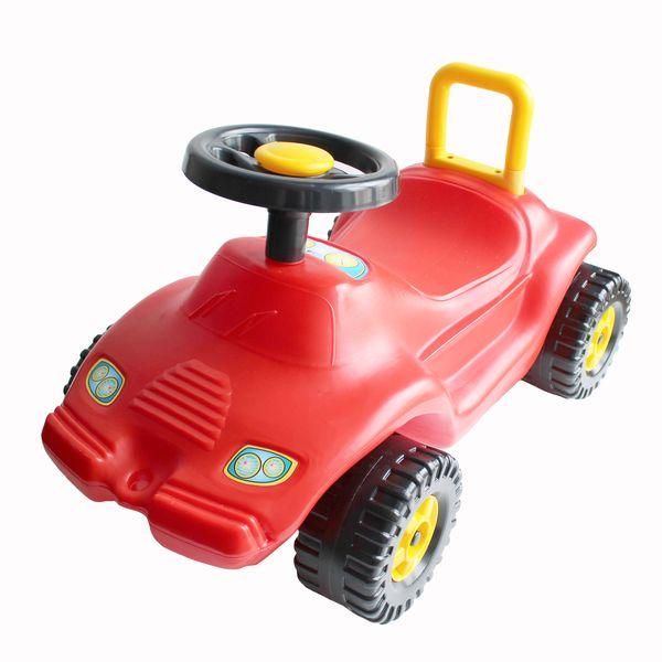 Автомобиль-каталка Гонка с клаксономМашинки-каталки для детей<br>Автомобиль-каталка Гонка с клаксоном<br>