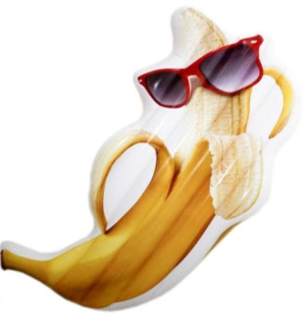 Матрац надувной – в виде банана