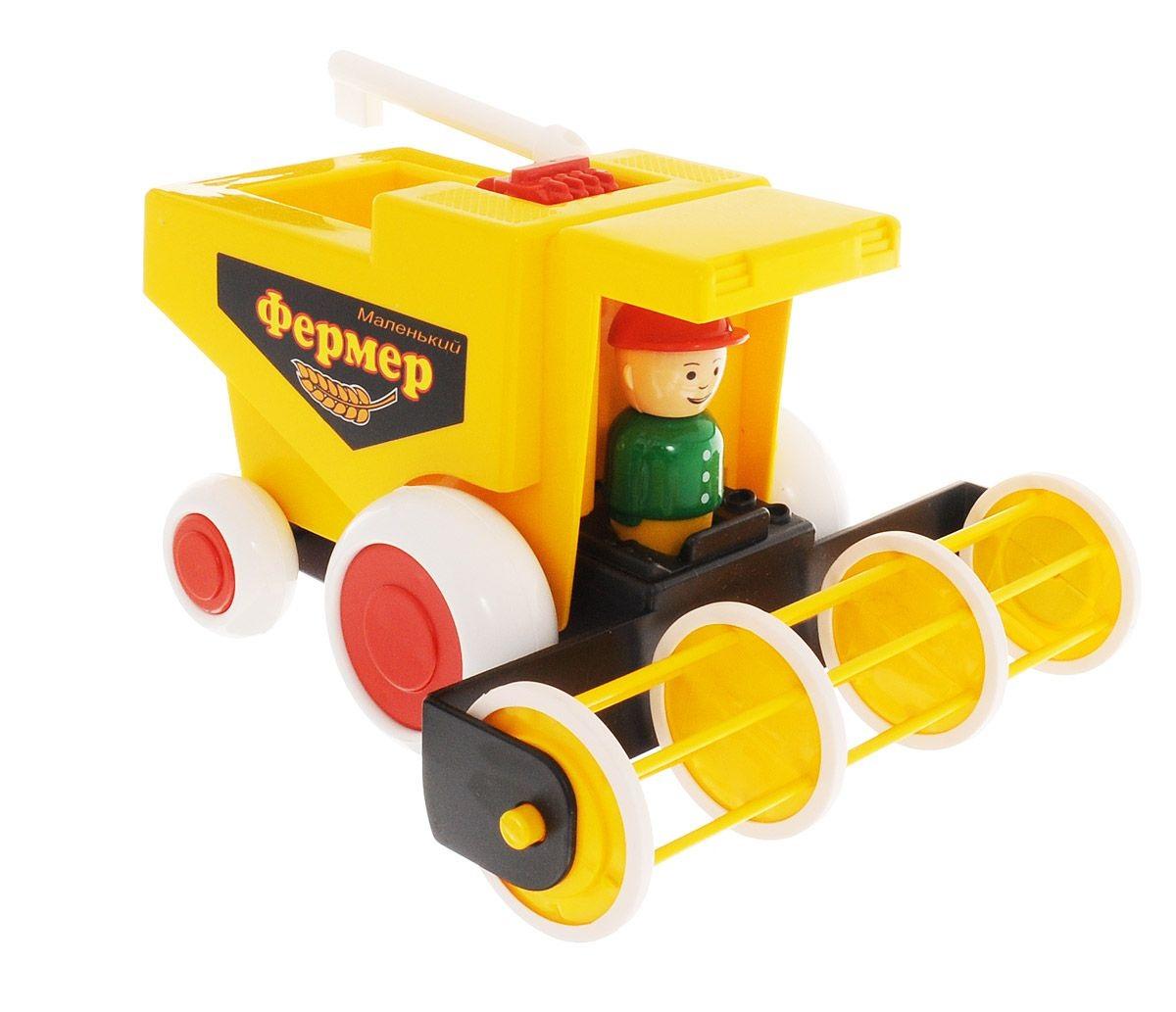 Комбайн - Детский садИгрушечные тракторы<br>Комбайн - Детский сад<br>