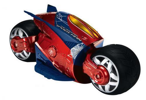 Мотоцикл Человек ПаукSpider-Man (Игрушки Человек Паук)<br>Мотоцикл Человек Паук<br>