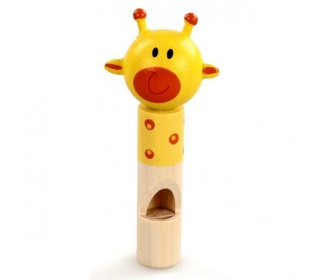 Купить Свистулька Жирафик, Mapacha