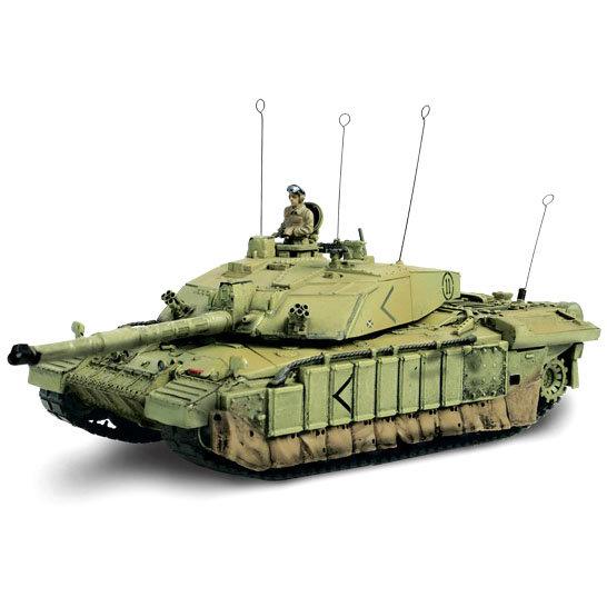 Коллекционная модель - американский танк Challenger II, Басра 2003 год, 1:72Военная техника<br>Коллекционная модель - американский танк Challenger II, Басра 2003 год, 1:72<br>