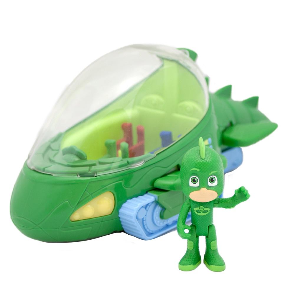 Купить Игровой набор – Геккомобиль из серии Герои в масках, свет, звук, Росмэн