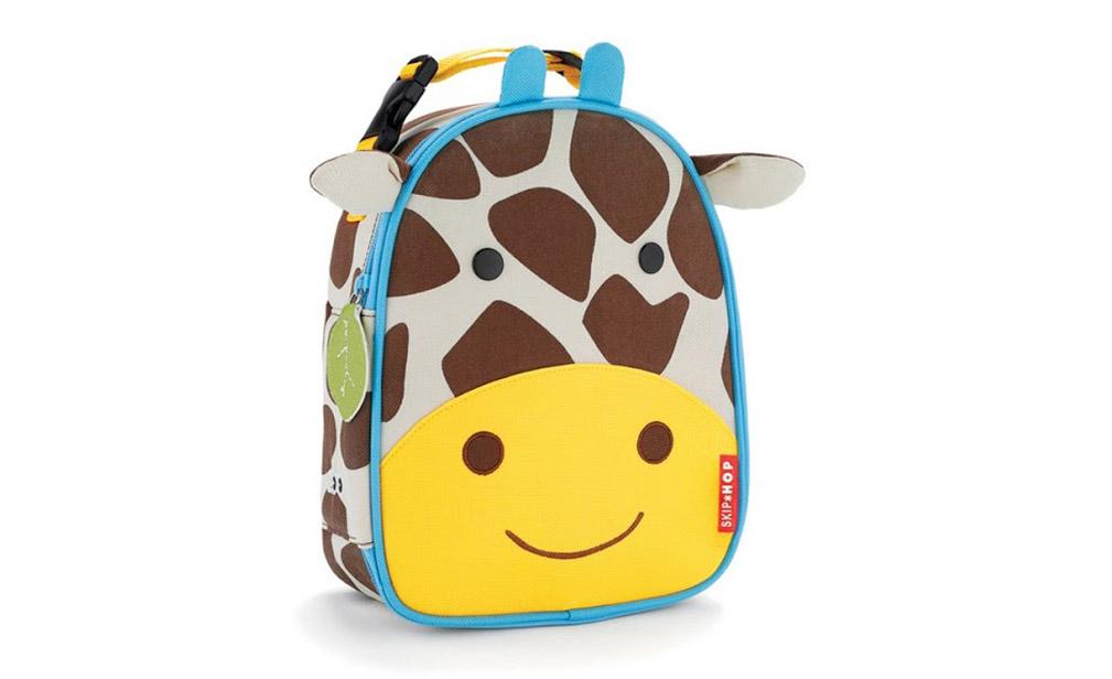 Купить Ланч-бокс детский Жираф , Skip Hop