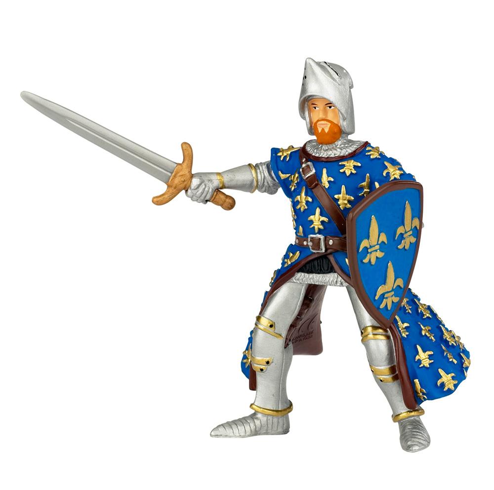 Принц Филипп в синемФигурки Papo<br>Принц Филипп в синем<br>