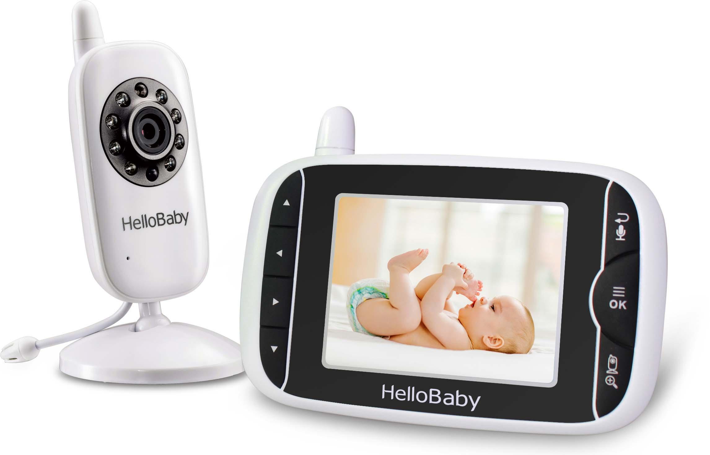Видеоняня - HelloBaby HB32