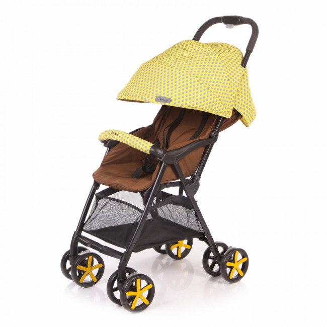 Коляска прогулочная CarbonДетские коляски Capella Jetem, Baby Care<br>Коляска прогулочная Carbon<br>
