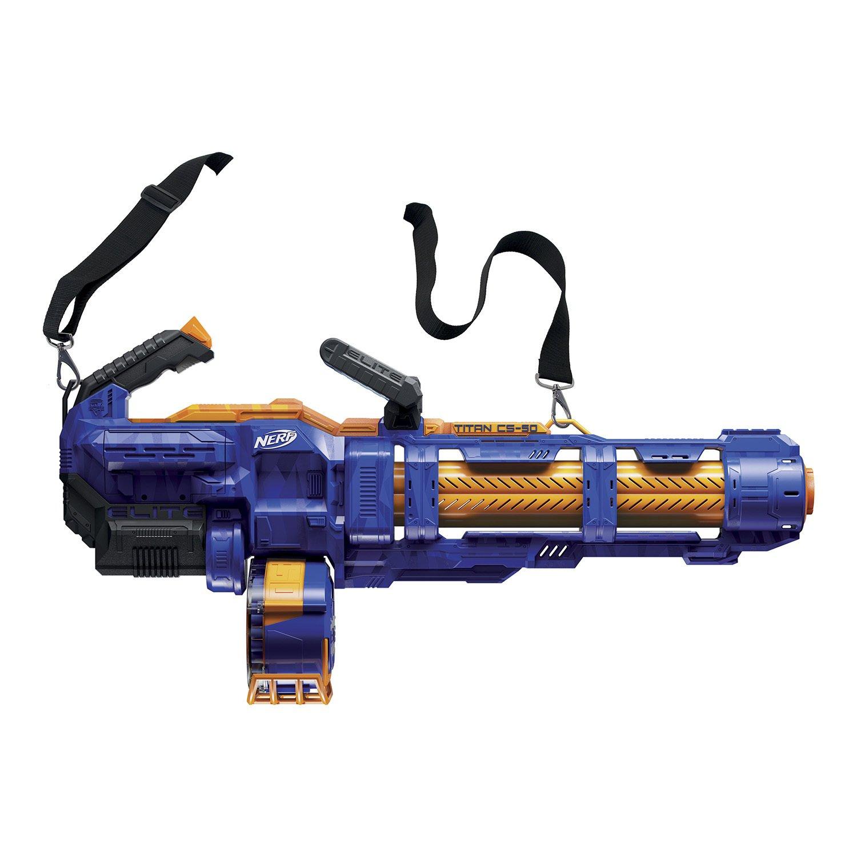 Бластер Hasbro Nerf Элит Титан CS-50, E2865 фото