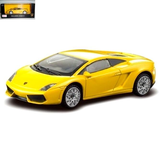 Металлическая машинка Lamborghini Gallardo LP560-4, масштаб 1:20Lamborghini<br>Металлическая машинка Lamborghini Gallardo LP560-4, масштаб 1:20<br>