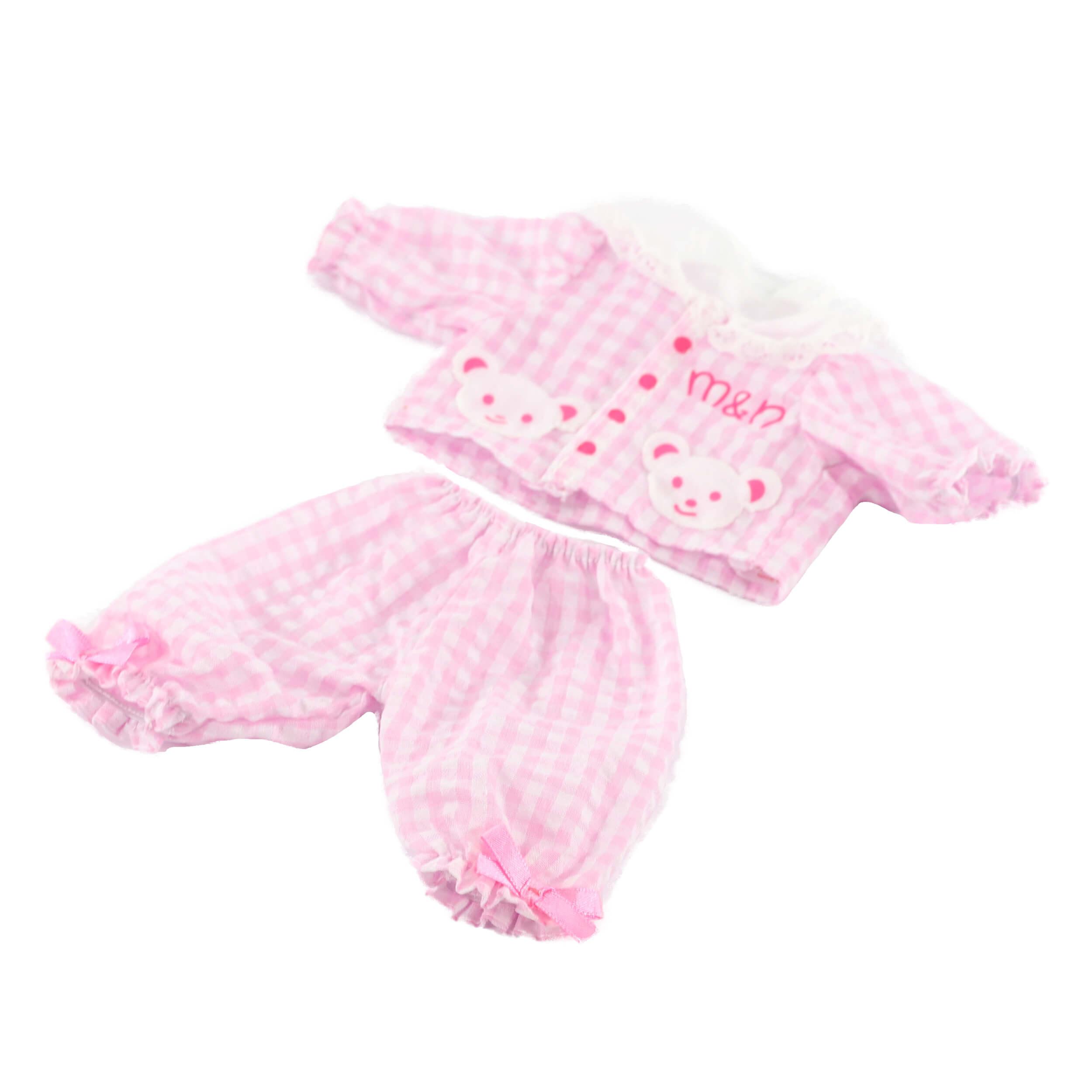 Пижама для куклы Мелл