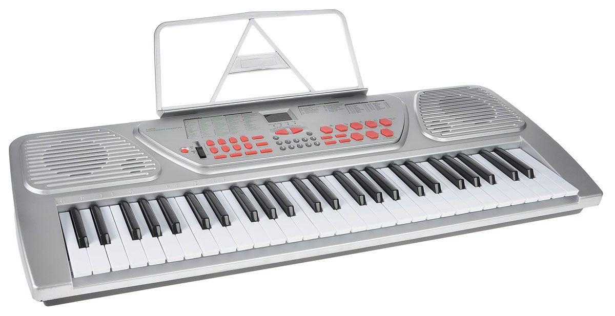 Детский синтезатор DoReMi, 54 клавишиСинтезаторы и пианино<br>Детский синтезатор DoReMi, 54 клавиши<br>