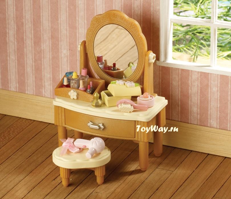 Sylvanian Families - Туалетный столикМебель<br><br>