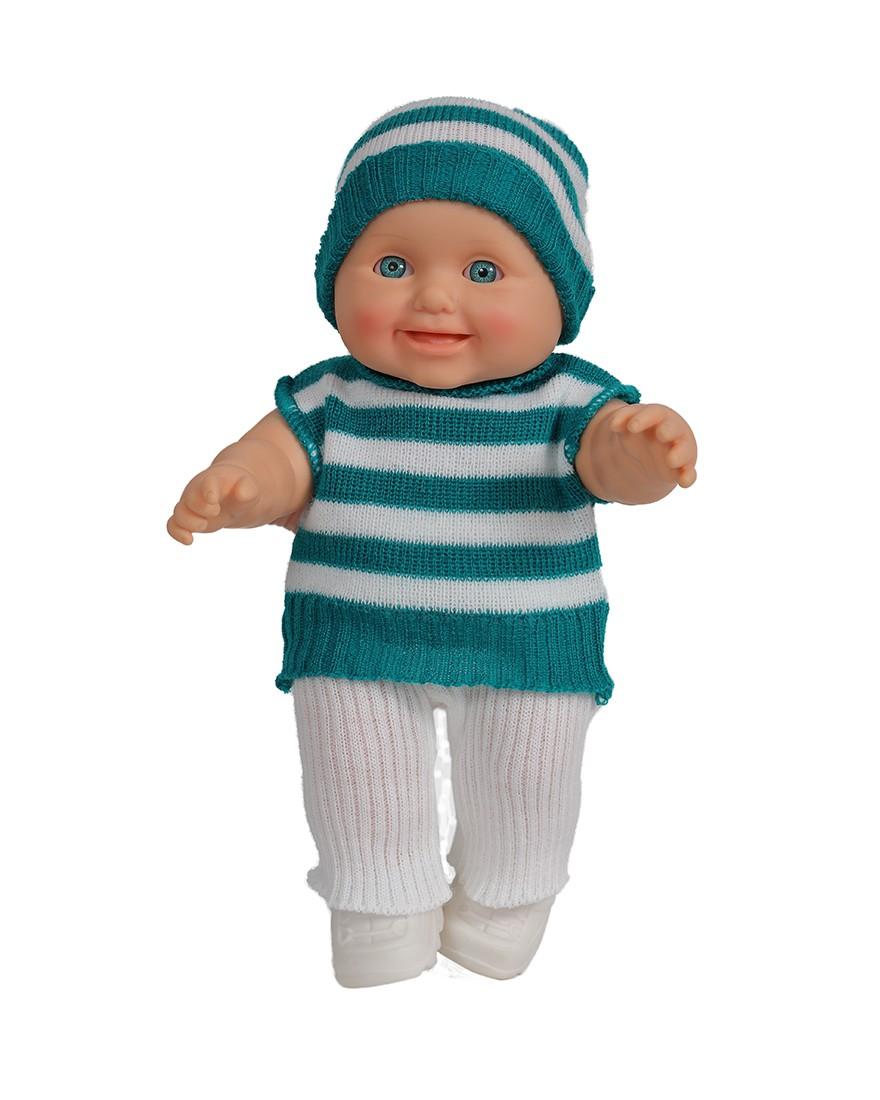Кукла Малыш 8, мальчик, 31 см.Русские куклы фабрики Весна<br>Кукла Малыш 8, мальчик, 31 см.<br>