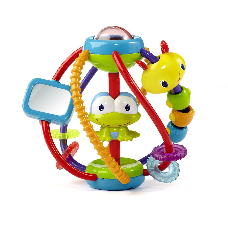 Развивающая игрушка - Логический шарДетские погремушки и подвесные игрушки на кроватку<br>Развивающая игрушка - Логический шар<br>