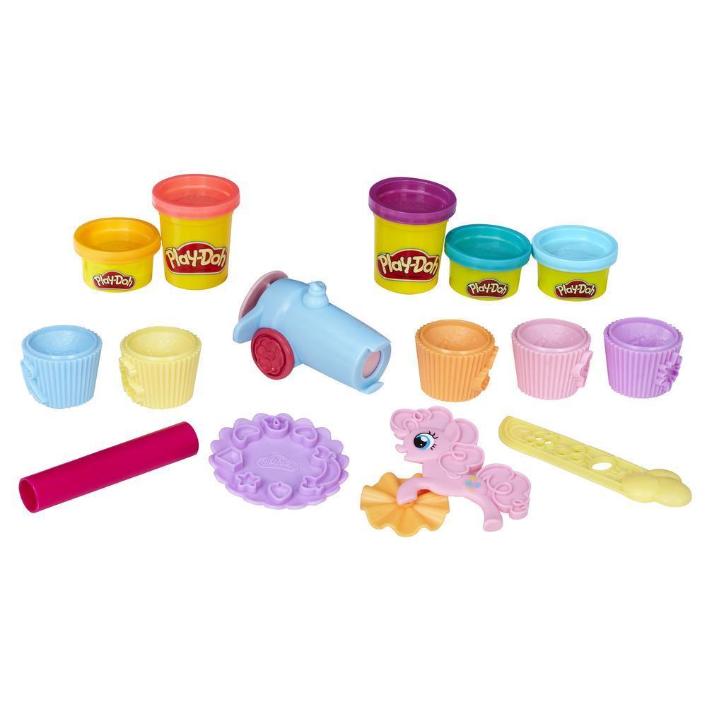 Игровой набор Play-Doh Вечеринка Пинки Пай - Пластилин Play-Doh, артикул: 157693