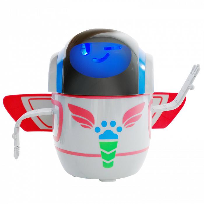 Интерактивная игрушка Герои в масках – Робот, свет, звук, двигается