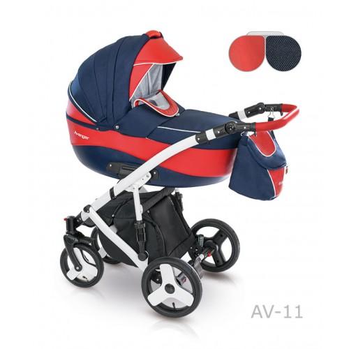 Детская коляска Camarelo Avenger Standart 2 в 1, цвет - Av_11Детские коляски 2 в 1<br>Детская коляска Camarelo Avenger Standart 2 в 1, цвет - Av_11<br>