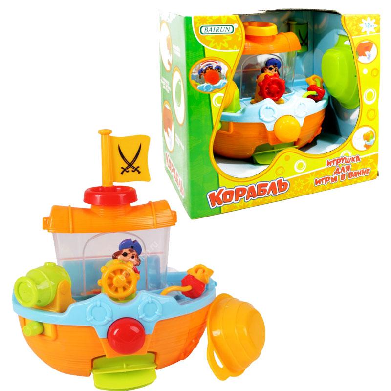КорабльИнтерактивные игрушки для ванны<br>Корабль<br>