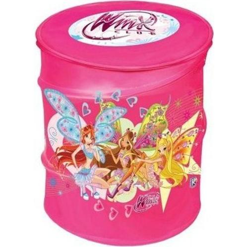 Корзина для игрушек «Винкс»Аксессуары Winx<br>Корзина для игрушек «Винкс»<br>