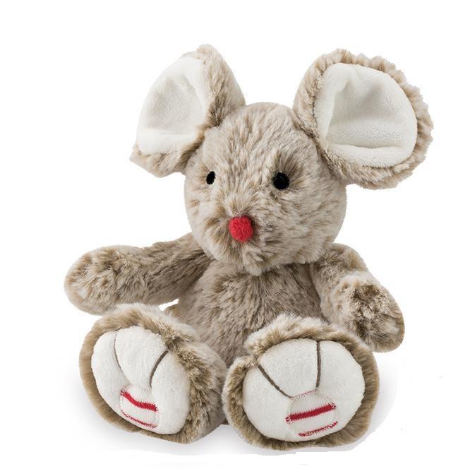 Купить Мягкая игрушка из серии Руж - Мышка маленькая, цвет – песок, 19 см., Kaloo