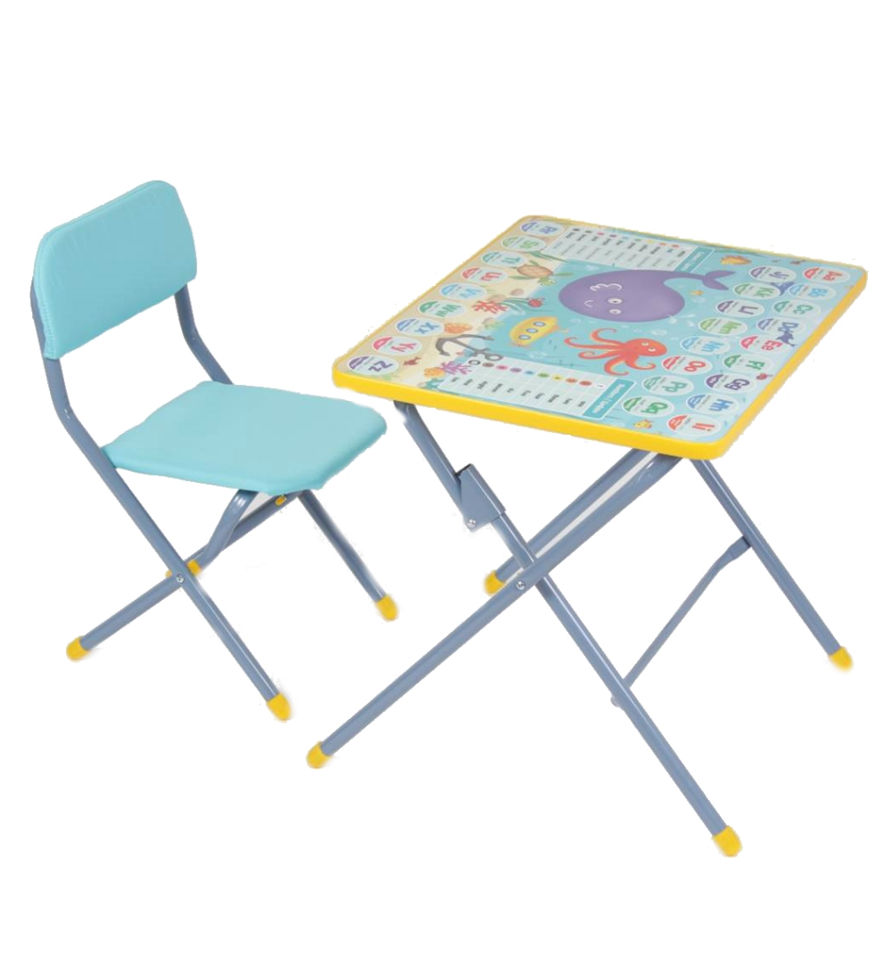 Комплект детской мебели – Фея, Досуг 201. Океан