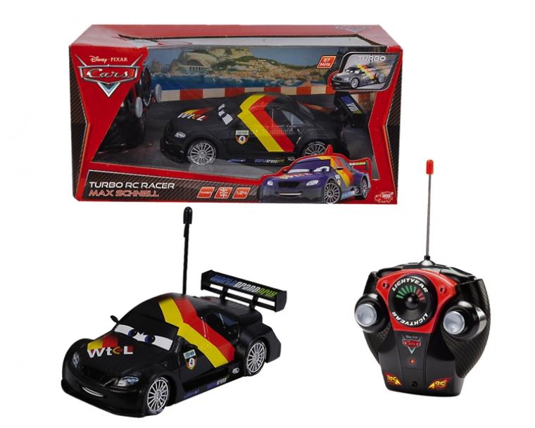 Cars-2 Max Schnell на радиоуправлении, 18 см., - CARS 3 (Игрушки Тачки 3), артикул: 21525