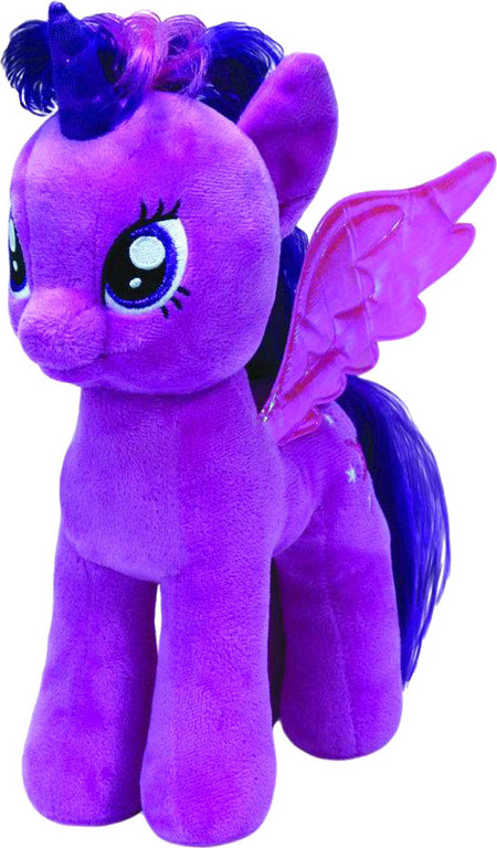 Пони Twilight Sparkle мягкая игрушка, 42 см.Моя маленькая пони (My Little Pony)<br>Пони Twilight Sparkle мягкая игрушка, 42 см.<br>