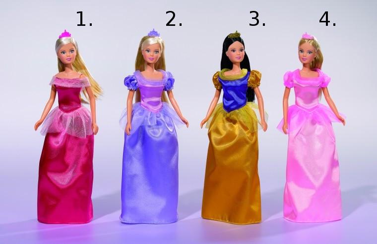 Кукла – Steffi из серии Сказочные принцессы, 29 смКуклы Steffi (Штеффи)<br>Кукла – Steffi из серии Сказочные принцессы, 29 см<br>