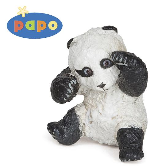 Играющий детеныш пандыДикая природа (Wildlife)<br>Играющий детеныш панды<br>