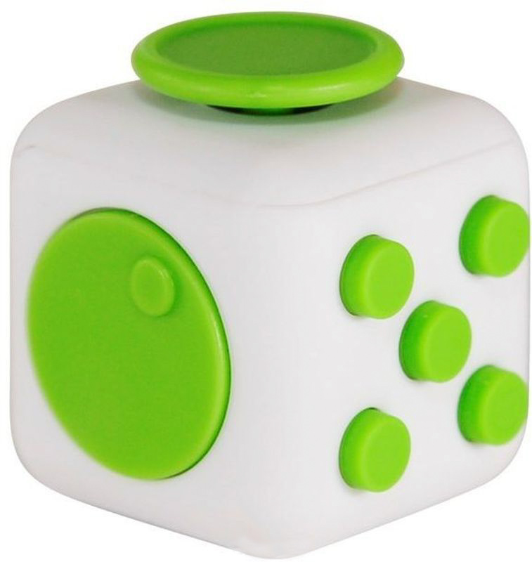 Игрушка антистресс Fidget Cube, фрешАнтистресс кубики Fidget Cube<br>Игрушка антистресс Fidget Cube, фреш<br>