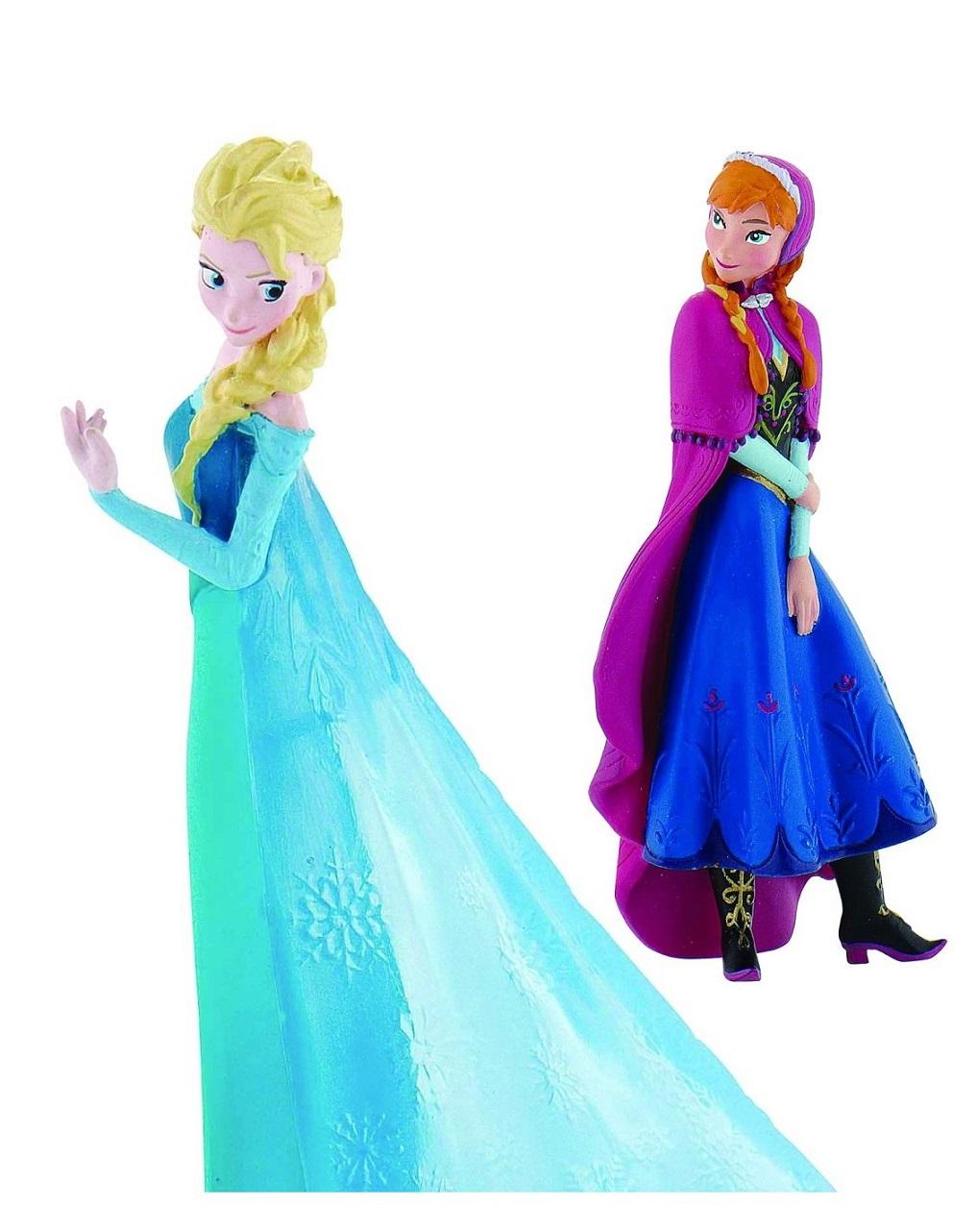 Набор фигурок из серии Холодное сердце - Эльза и АннаКуклы холодное сердце<br>Набор фигурок из серии Холодное сердце - Эльза и Анна<br>