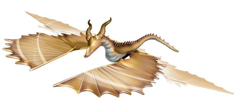 Функциональный дракон  Древоруб из мультфильма  Как приручить дракона - Фигурки животных, артикул: 170707