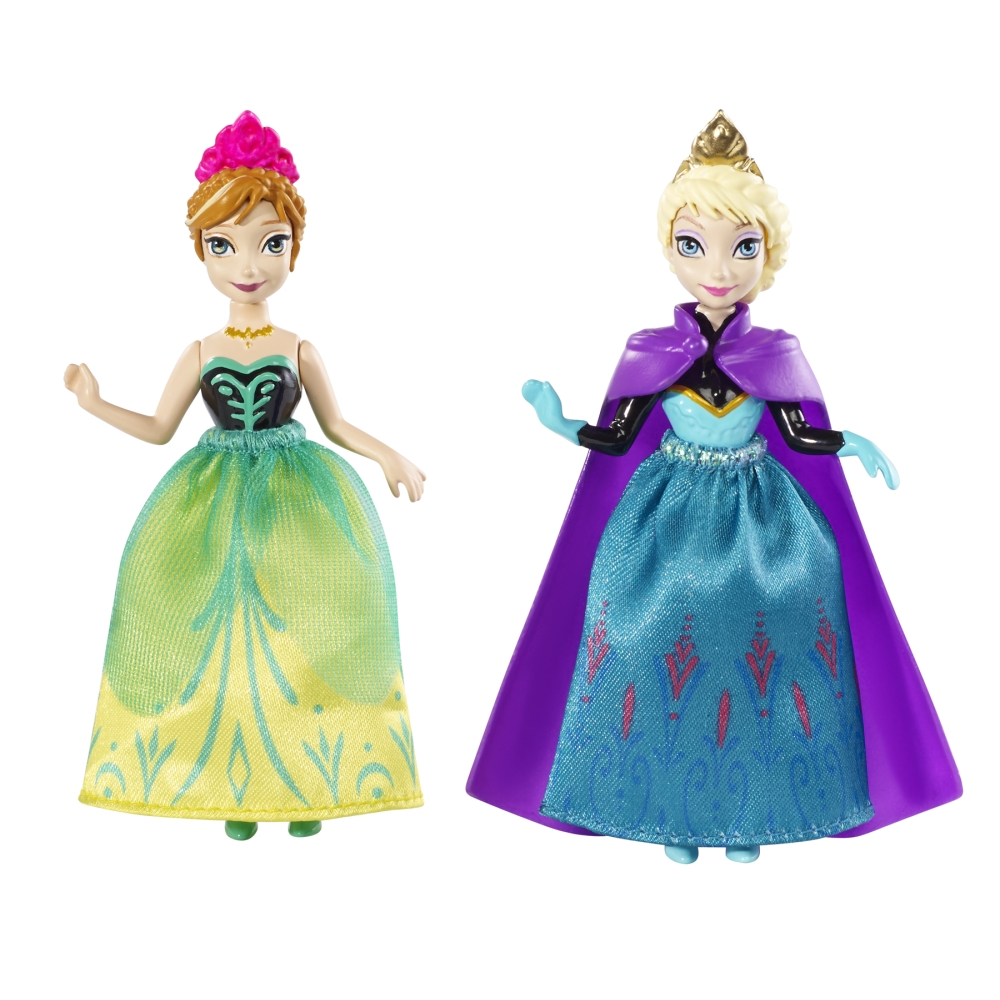 Куклы - Анна и Эльза - героини м/ф Холодное СердцеКуклы холодное сердце<br>Куклы - Анна и Эльза - героини м/ф Холодное Сердце<br>